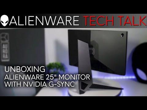 Unboxing: Alienware 25