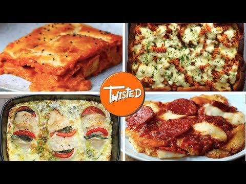 9 Easy Weeknight Dinner Recipes For Lazy People | Twisted - UCay2P72vJn22IdJ7Mh25ccg