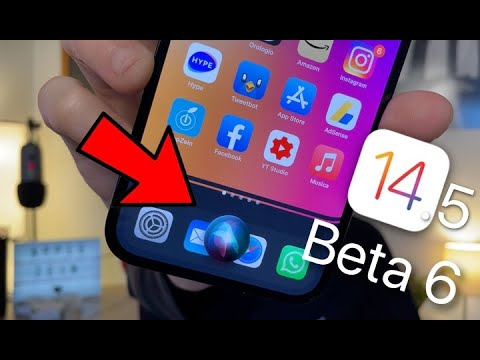 Ecco TUTTE le NOVITÀ di iOS 14.5 Beta 6