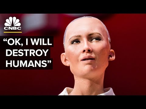 Hot Robot At Sxsw Says She Wants To Destroy Humans The Pulse