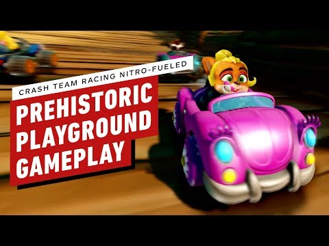 Crash Team Racing: Nitro-Fueled Grand Prix 2 Gameplay - UCKy1dAqELo0zrOtPkf0eTMw