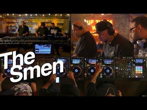 The Smen - DJsounds Show 2018