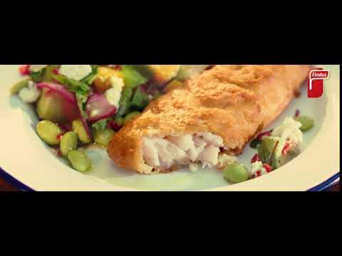 Findus Fish & Crisp Gourmentfiléer