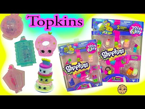 Topkins? My Little Pony Meets New Season 7 Shopkins 12 + 5 Packs with Surprise Blind Bags - UCelMeixAOTs2OQAAi9wU8-g
