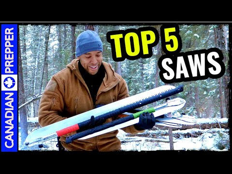 My Top 5 Camping/ Survival Saws 2020