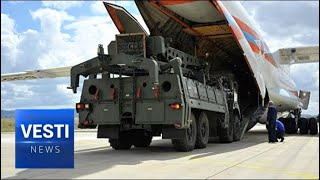 US, NATO Bite the Dust! SS-400 Delivered to Turkey, Will Be Deployed Soon!