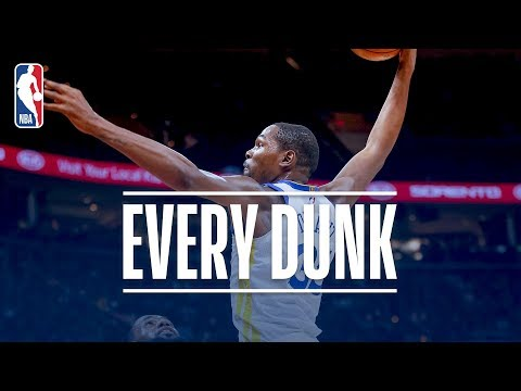 LeBron James, Eric Gordon, and Every Dunk From MLK Day | January 15, 2018