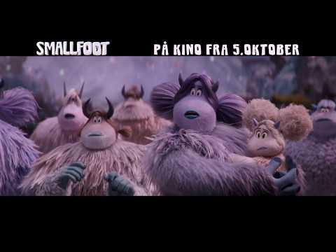 Smallfoot (spot#2)