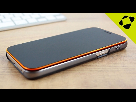 Official Samsung Galaxy A5 2017 Neon Flip Cover Case Review - Hands On - UCS9OE6KeXQ54nSMqhRx0_EQ