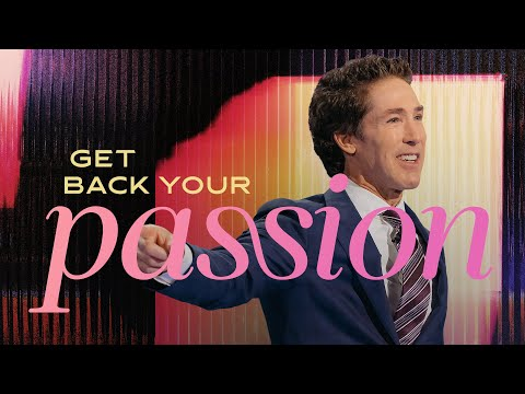 Get Your Passion Back (Inspirational)