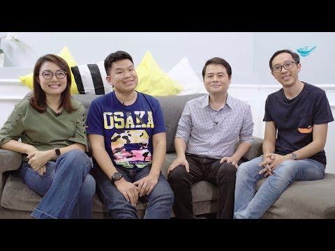 School of Theology 2019 - Testimonies of Salome, Jeremy, Matthias & Cheng Jun