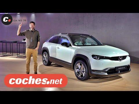 Mazda MX-30 (Prototype) Eléctrico 2020 | Primera prueba / Test / Review en español | coches.net