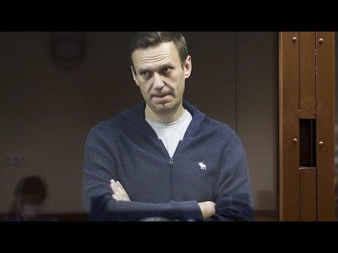 Kremlin critic Alexei Navalny transferred to hospital, Russian penitentiary service announces