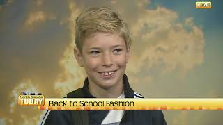 Back To School Fashion Part 1 2018