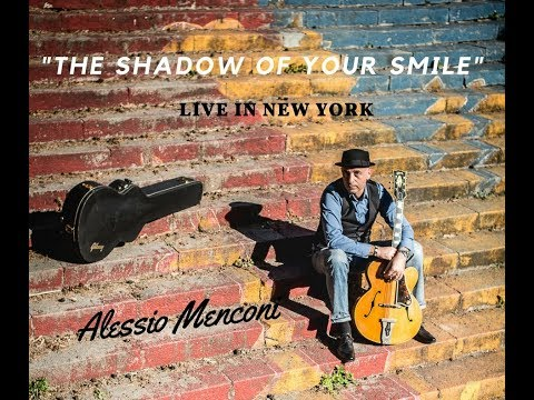 """The shadow of your smile"" - Alessio Menconi in New York"