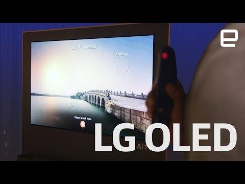 New LG OLED TVs at CES 2018 - UC-6OW5aJYBFM33zXQlBKPNA