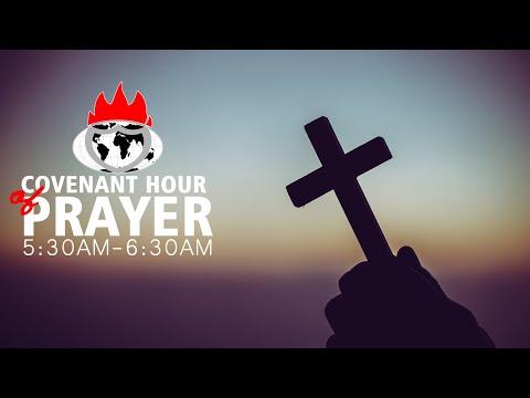 DOMI STREAM: COVENANT HOUR OF PRAYER  20, JULY 2021  FAITH TABERNACLE