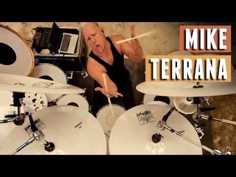 "Mike Terrana | ""I Gotta Feeling"" by The Black Eyed Peas"