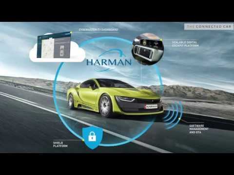 HARMAN and IBM Joint System -  TheConnectedCar
