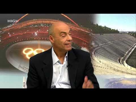 Β. Σπύρου με τον Πολυνίκη Τριγάζη στο High TV (17-10-2018)