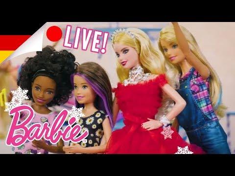 🔴 LIVE: Das beste aus Barbies Story Box!   Barbie Story Box   Barbie Deutsch