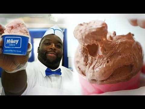 The Art Of Homemade Ice Cream