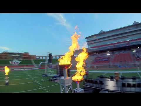 Drone Lights Olympic Torch - Commonwealth Games 2018 - UCh4syoTtvmYlDMeMnwS5dmA