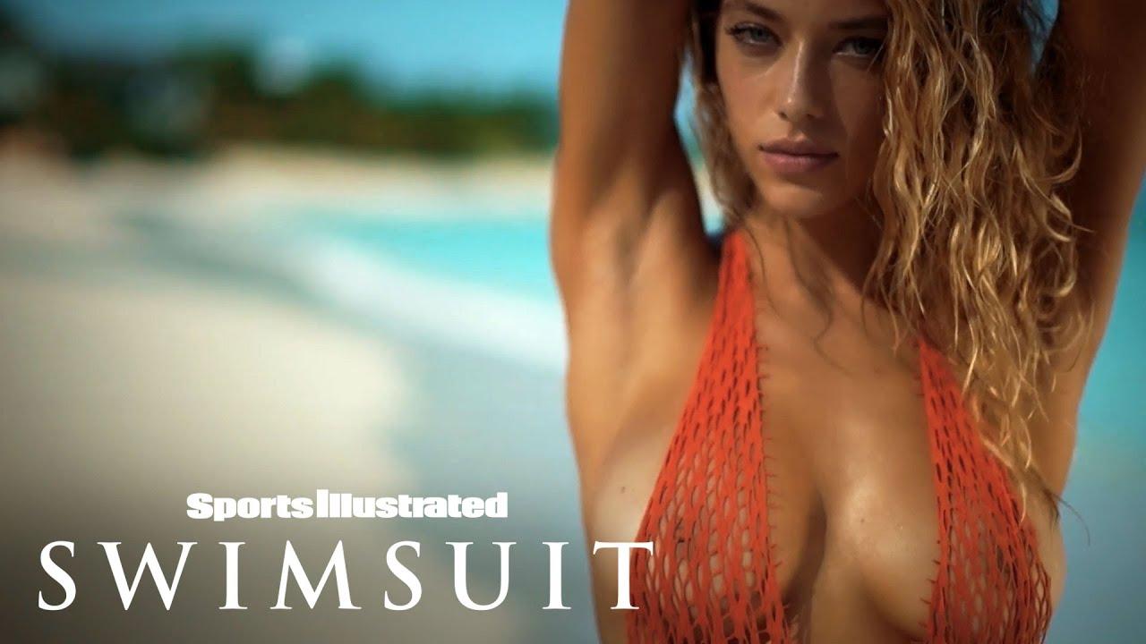 Hannah Ferguson's Hottest Swimsuit Video   Irresistibles   Sports Illustrated Swimsuit