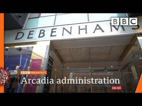 Debenhams faces uncertain future as JD Sports quits rescue talks 🔴 @BBC News live – BBC