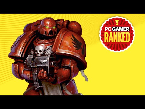The Top 5 Warhammer 40k PC Games | Ranked
