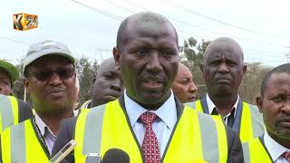 Kangundo road expansion: Residents protest delayed construction