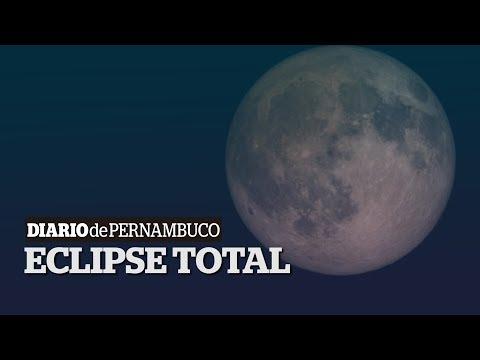 Será o mais longo eclipse lunar do século