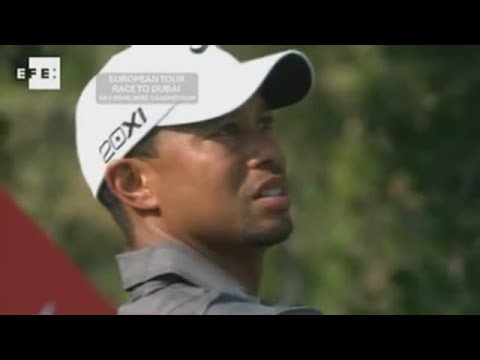 Tiger Woods resulta herido en un accidente de automóvil cerca de Los Ángeles