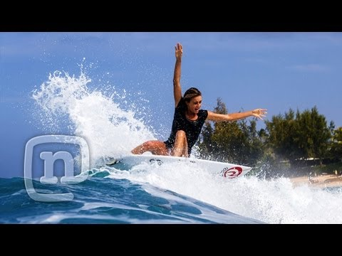 Alana Blanchard Oahu Surfing & Sports Illustrated Swimsuit Issue: Surfer Girl, Ep 201 - UCsert8exifX1uUnqaoY3dqA