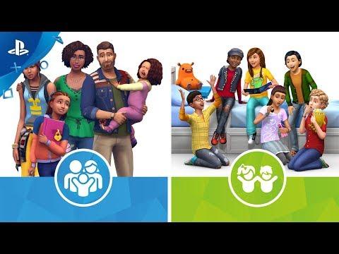 The Sims 4 U2013 Parenthood And The Sims 4 Kids Room Stuff Launch Trailer | PS4  U2013 Duncannagle.com