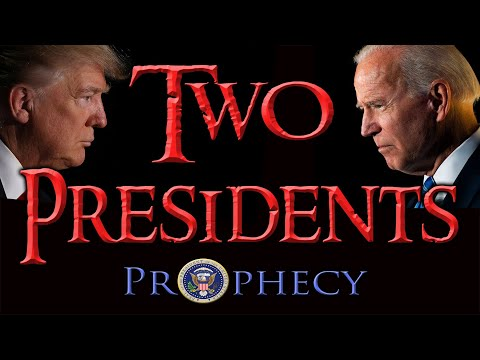 Prophecy of the Two Presidents | Kim Clement