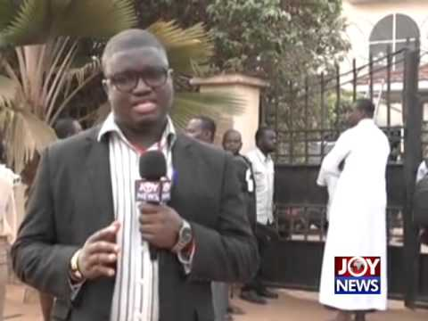 Abuakwa North MP stabbed to death at his residence Part 1