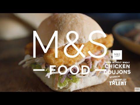 marksandspencer.com & Marks and Spencer Promo Code video: M&S Food sponsors Britain's Got Talent - Autumn 2020 idents reel 3 | M&S FOOD