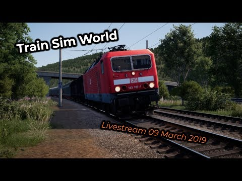 Train Sim World (Livestream 09/03/2019)