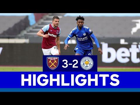 Foxes Beaten At London Stadium   West Ham United 3 Leicester City 2   2020/21