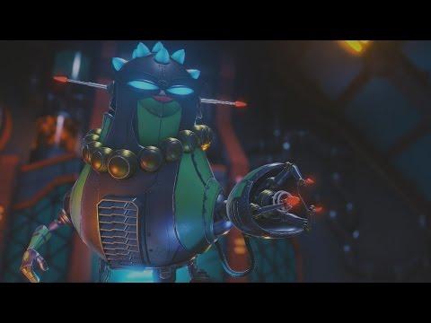 Ratchet and Clank: Taking On the Massive Mrs. Zurkon - UCKy1dAqELo0zrOtPkf0eTMw