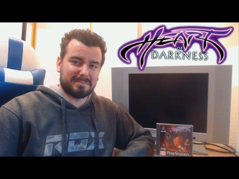 HEART OF DARKNESS (PS1 / PC) - El sucesor espiritual de Another World