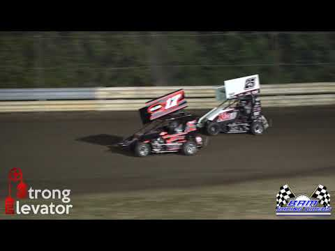 Jr Sprint Feature - Coles County Speedway 5/14/21 - dirt track racing video image