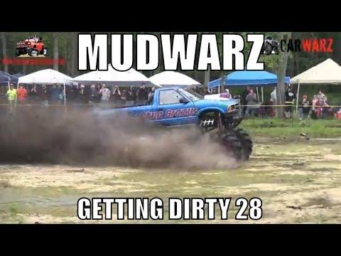 MUDWARZ - GETTING DIRTY VOL 28 - MUD BOG ACTION