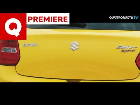 La prova completa della nuova Suzuki Swift Sport!
