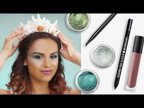 Halloween Tutorials - The Majestic Mermaid | bareMinerals