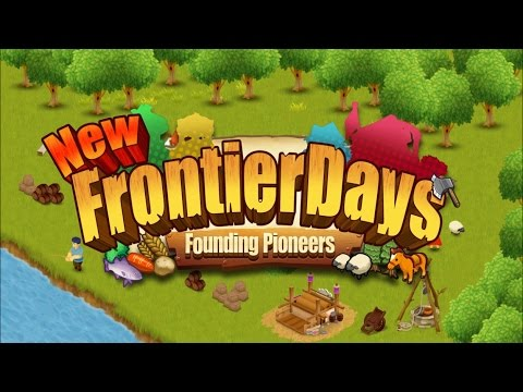 """""""New Frontier Days ~Founding Pioneers~"""" Trailer (English)"""