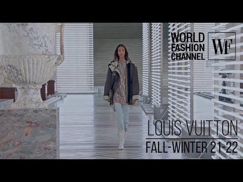 Louis Vuitton fall-winter 21-22   Paris fashion week