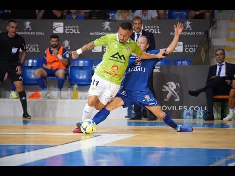 Palma Futsal - Viña Albali Valdepeñas - Jornada 3 Temporada 2019/2020