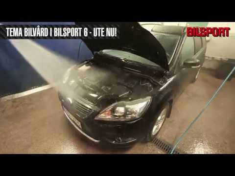Tema BILVÅRD i Bilsport 6/2018